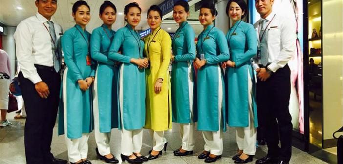 Mua vé máy bay giá rẻ Hà Nội Bangkok Vietnam Airlines