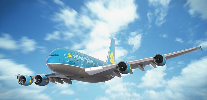 vé máy bay Hà Nội đi Sài Gòn Tết 2016 giá rẻ Vietnam Airlines