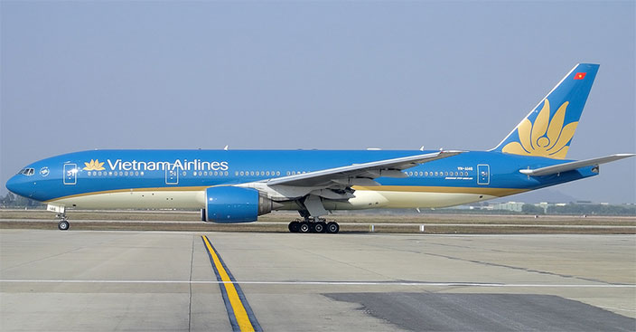 vé máy bay Hải Phòng đi TPHCM Tết 2016 giá rẻ Vietnam Airlines