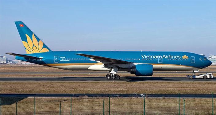 Vietnam Airlines bán vé máy bay giá rẻ từ VInh đi TPHCM Tết