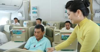 Mua vé máy bay Hà Nội đi Siem Reap giá rẻ Vietnam Airlines