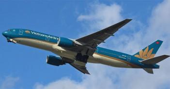 Đặt vé máy bay Tp Hồ Chí Minh Pleiku khuyến mại Vietnam Airlines`