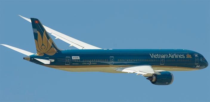 Mua vé máy bay giá rẻ Đà Nẵng Hải Phòng Vietnam Airlines