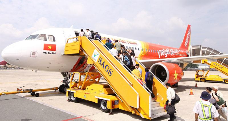 Mua Vé máy bay giá rẻ Hải Phòng Đà Nẵng chỉ từ 199000 đồng