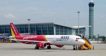 Mua vé máy bay Hải Phòng Nha Trang giá rẻ Vietjet Air
