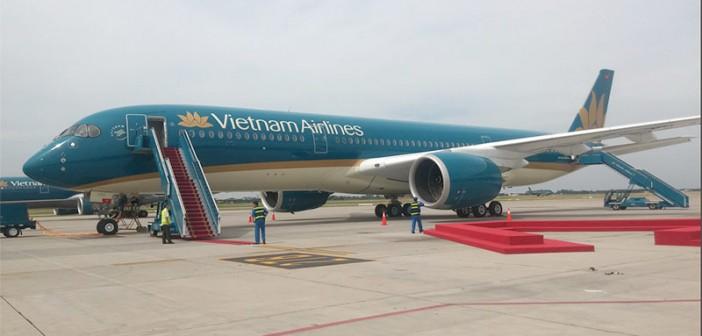Mua vé máy bay Hà Nội Paris giá rẻ Vietnam Airlines