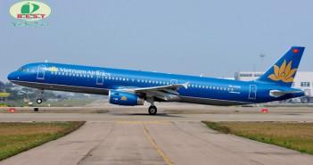 Mua vé máy bay Vietnam Airlines Thanh Hóa Sài Gòn