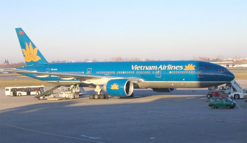 Mua vé máy bay Vietnam Airlines Hà Nội Cần Thơ Tết 2016