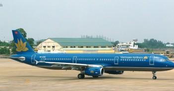 Mua vé máy bay Vietnam Airlines Vinh Sài Gòn rẻ nhất
