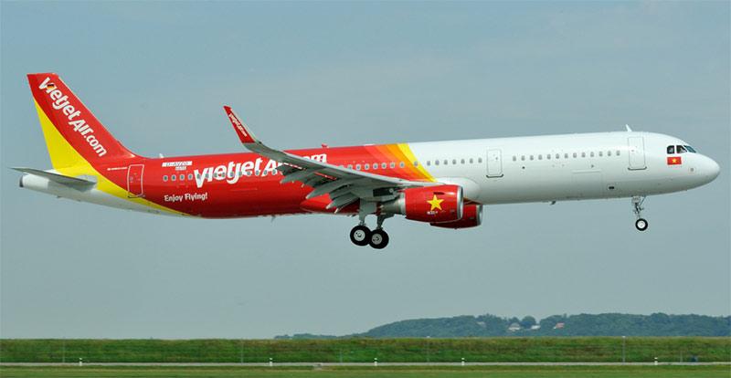 Vé máy bay Sài Gòn Tuy Hòa giá rẻ Vietjet Air
