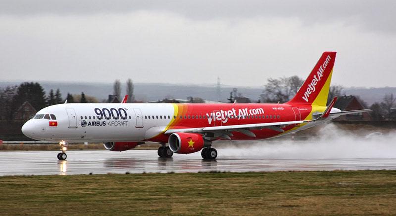 Vé máy bay giá rẻ Vinh đi Pleiku, Gia Lai Vietjet Air