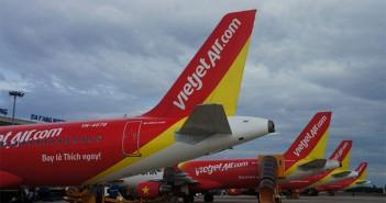 Vé máy bay Pleiku đi Hải Phòng giá rẻ Vietjet Air