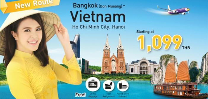 Đại lý bán vé máy bay Nok Air tại Hà Nội