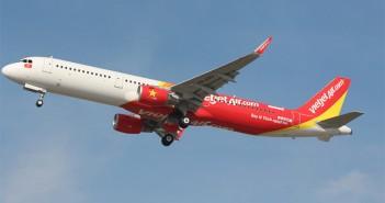 Vé máy bay từ Pleiku về Vinh Vietjet Air giá rẻ nhất