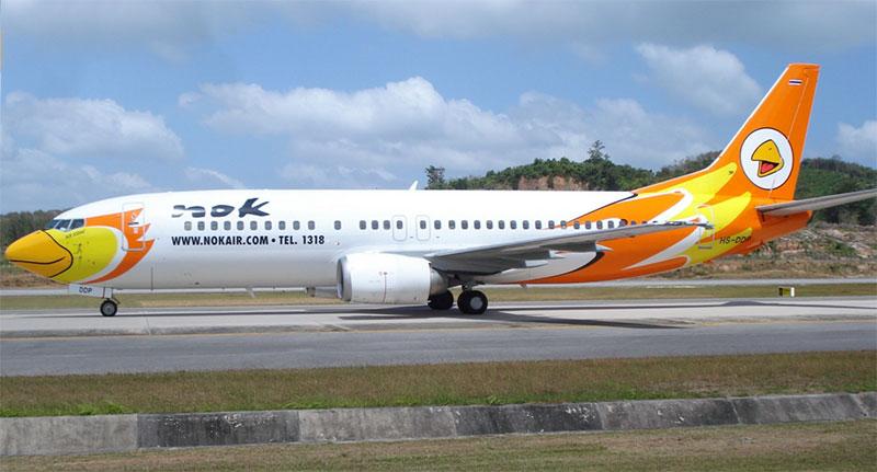 Vé máy bay từ Bangkok đi Phuket giá rẻ Nok Air