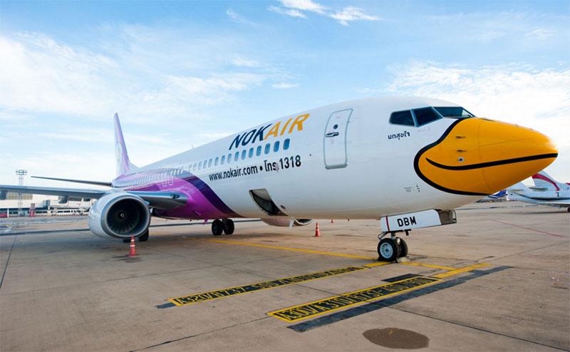Đại lý bán vé máy bay TPHCM đi Chiang Mai Nok Air giá rẻ