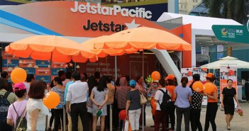Vé máy bay giá rẻ từ Nha Trang đi Huế hãng Jetstar
