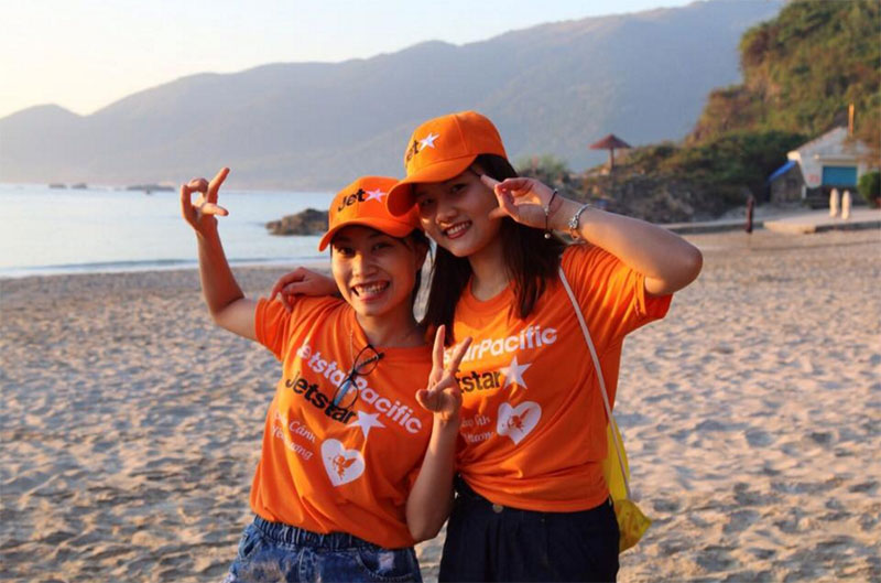 Vé máy bay giá rẻ Hà Nội Quy Nhơn Jetstar