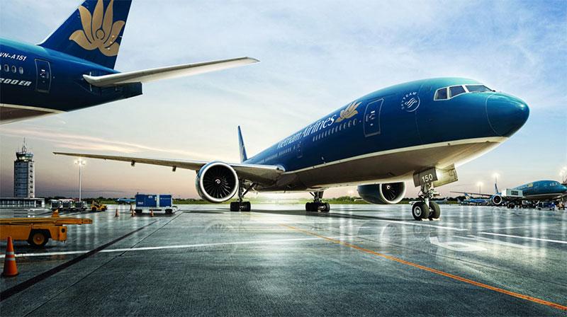 Vé máy bay từ TPHCM đi Viêng Chăn giá rẻ Vietnam Airlines