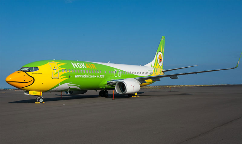 Vé máy bay Hà Nội đi Phuket giá rẻ Nok Air