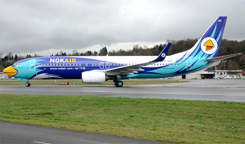 Vé máy bay từ Hà Nội đi Chiang Mai giá rẻ Nok Air