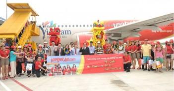 Vé máy bay giá rẻ Phú Quốc đi Hải Phòng Vietjet Air