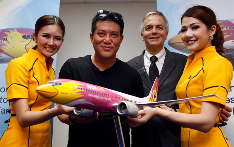 Vé máy bay từ Bangkok đi Udon Thani giá rẻ Nok Air