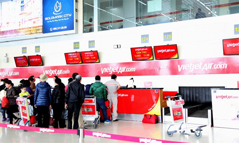 Vé máy bay Vietjet Đà Nẵng Hải Phòng giá rẻ nhất