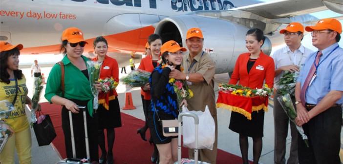 Vé máy bay Jetstar Hà Nội đi Nha Trang