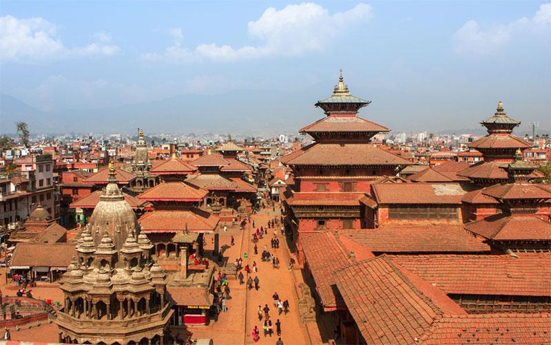 Vé máy bay Hà Nội đi Kathmandu, Nepal giá rẻ Air Asia