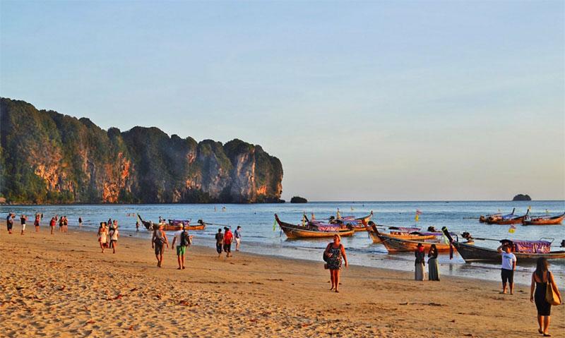 Vé máy bay Hà Nội đi Krabi giá rẻ Nok Air