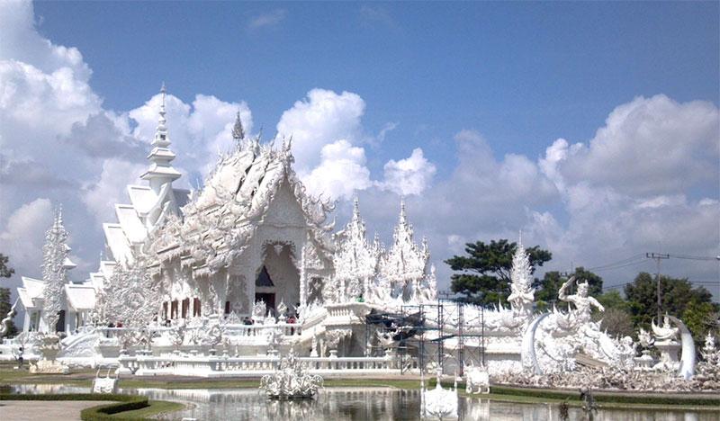 Vé máy bay Bangkok đi Chiang Rai giá rẻ Nok Air