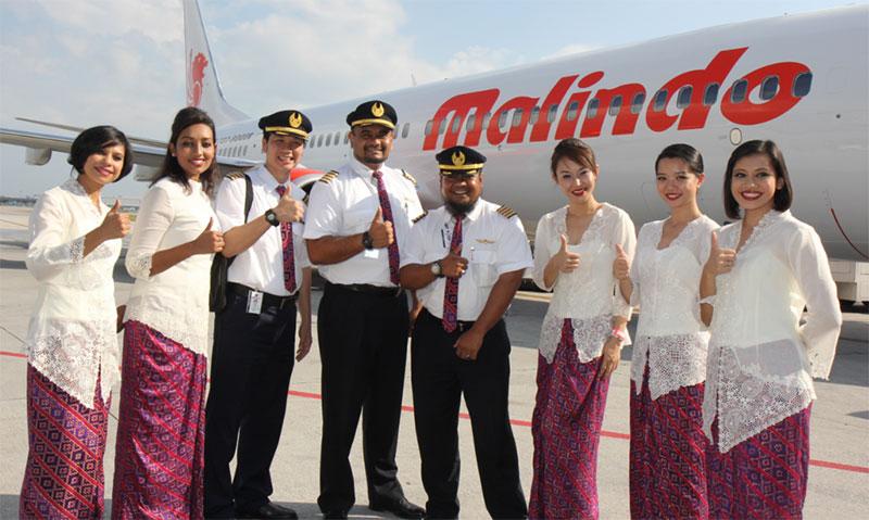 Vé máy bay Tp Hồ Chí Minh đi Kota Kinabalu, Malaysia giá rẻ Malindo Air
