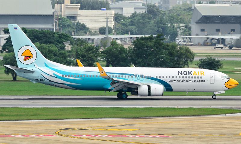 Vé máy bay Hà Nội đi Hat Yai Thái Lan giá rẻ Nok Air
