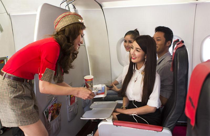 Vé máy bay Sài Gòn Đà Lạt giá rẻ Vietjet Air