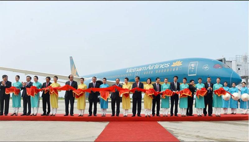 Giá vé máy bay Hải Phòng Sài Gòn Vietnam Airlines tháng 8