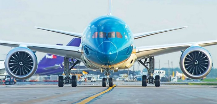 Vé máy bay từ Hà nội đi Busan Hàn Quốc giá rẻ Vietnam Airlines