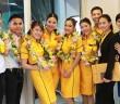 Vé máy bay khuyến mại Nok Air đi Bangkok giá từ 37usd