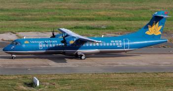 Vé máy bay giá rẻ từ Đà Nẵng đi Vinh Vietnam Airlines