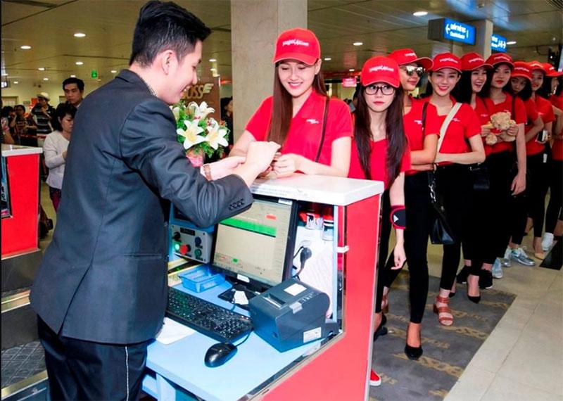 Vé máy bay giá rẻ Hải Phòng đi Seoul, Hàn Quốc Vietjet Air