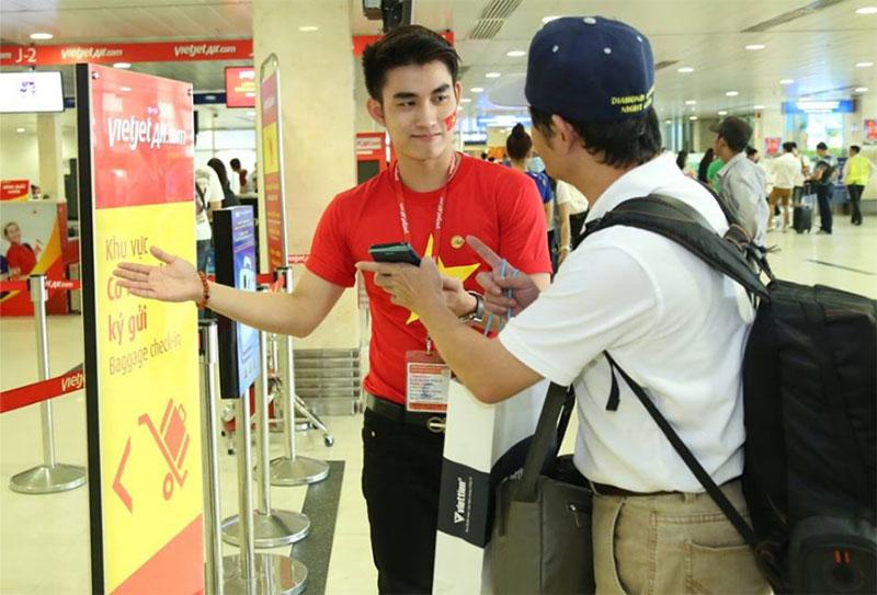 Vé máy bay giá rẻ TPHCM đi Cao Hùng Vietjet Air