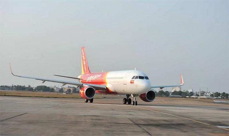 Vé máy bay Hà Nội Phú Quốc giá rẻ Vietjet Air từ 599000 đồng
