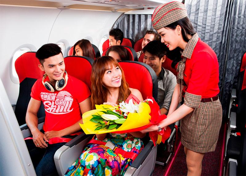 Vé máy bay Vinh Sài Gòn giá rẻ Vietjet Air