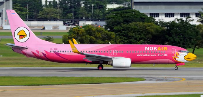 Vé máy bay đi Chiang Mai khuyến mại Nok Air rẻ nhất tại Best Vietnam Travel