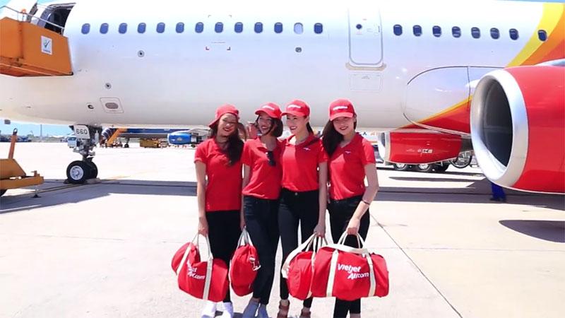 Vé máy bay giá rẻ từ Nha Trang đi TPHCM Vietjet Air