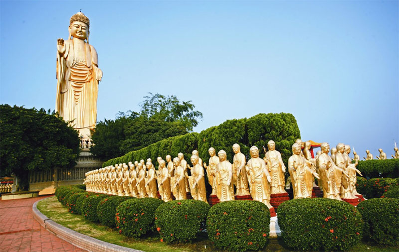 Vé máy bay Vietnam Airlines TPHCM đi Đài Bắc, Đài Loan giá rẻ