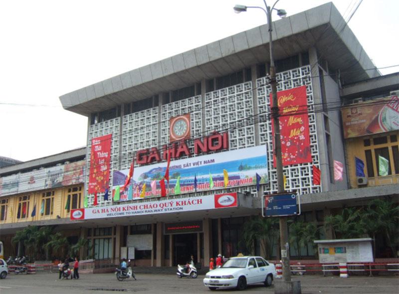 Vé tàu TPHCM đi Hà Nội Tết 2017 giá rẻ nhất