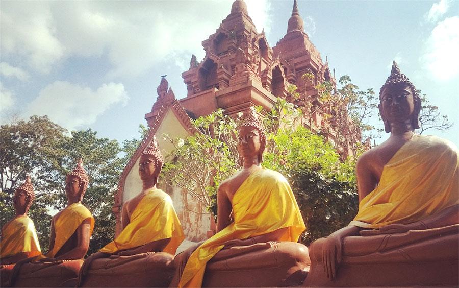 Vé máy bay từ Bangkok đi Buri Ram, Thái Lan giá rẻ Nok Air