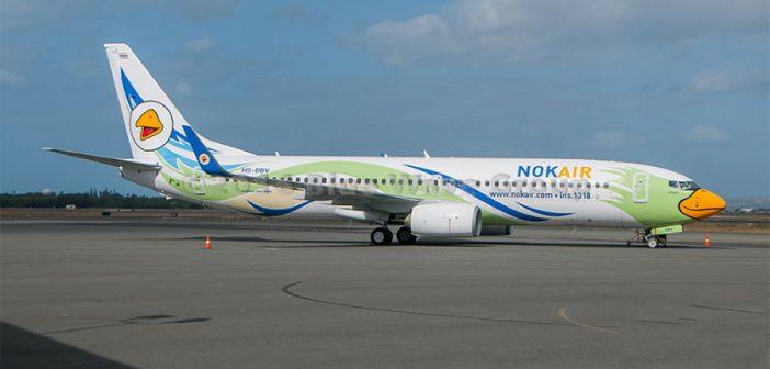 Vé máy bay giá rẻ đi Phuket, Thái Lan hãng Nok Air