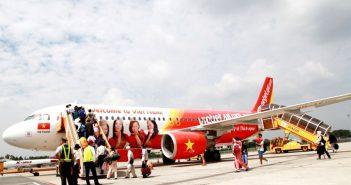 Vé máy bay Đà Lạt Sài Gòn Vietjet Air giá rẻ nhất